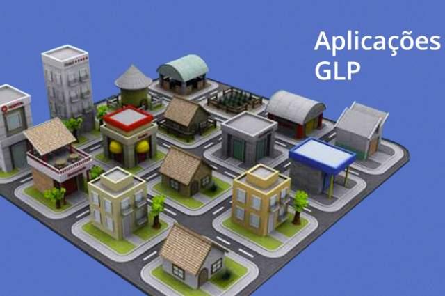 Aplicação do GLP Ultragaz